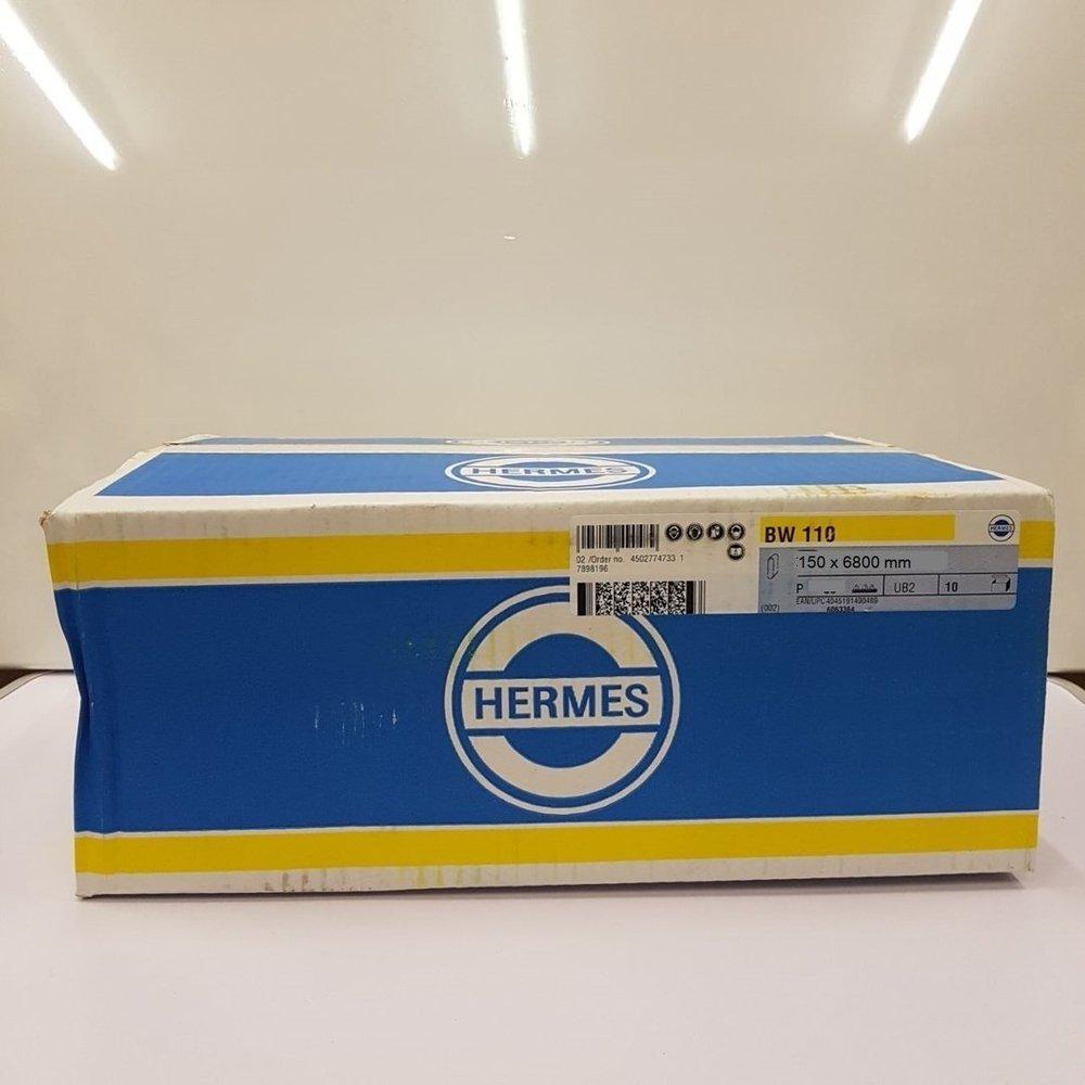 Schleifband Langband 150 x 6800 mm Schleifpapier  Korn 120