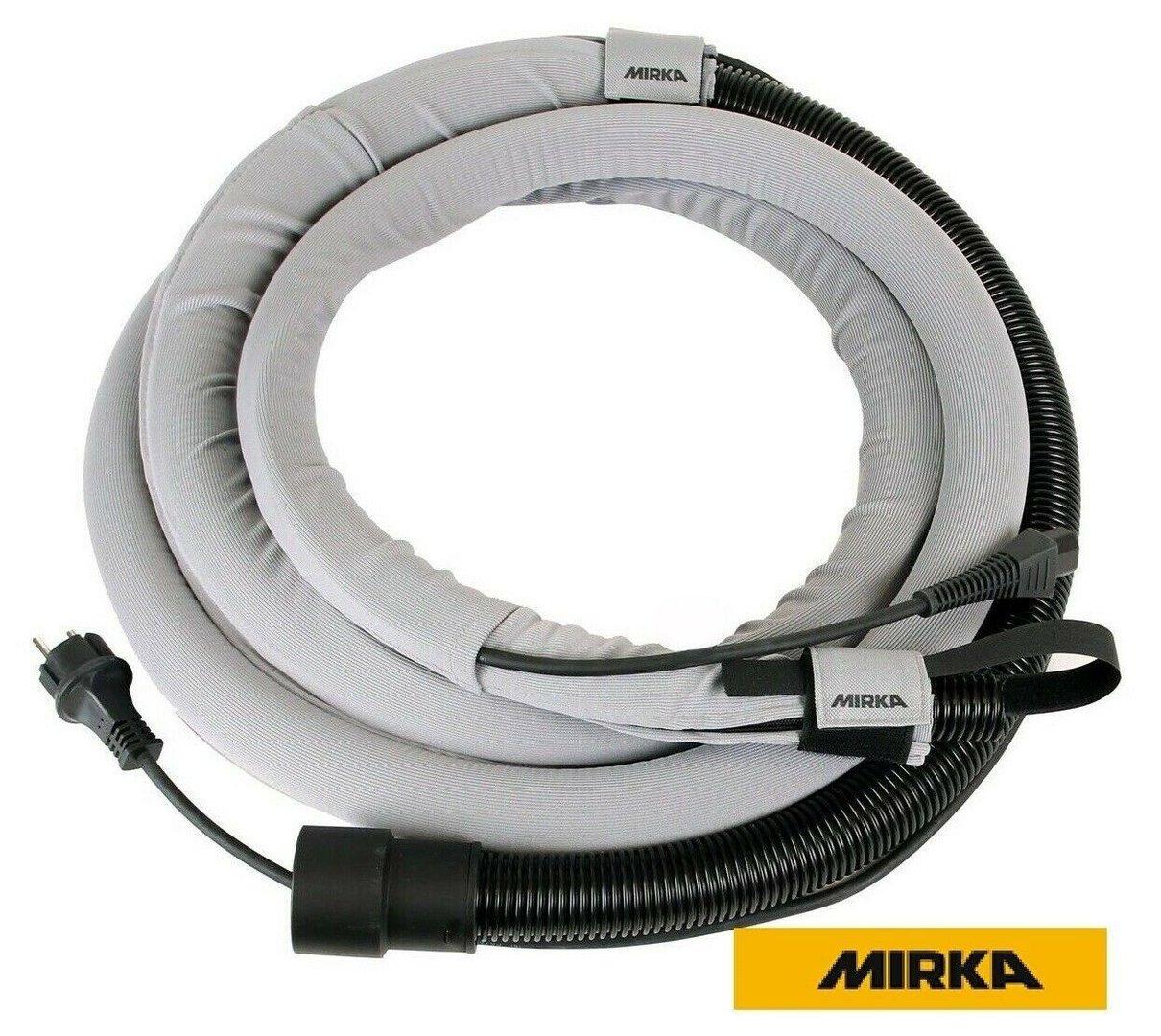 Mirka absaugschlauch Ø 27 mm x 4,0 m pour Industrie Aspirateur 1025,915,1230,1242